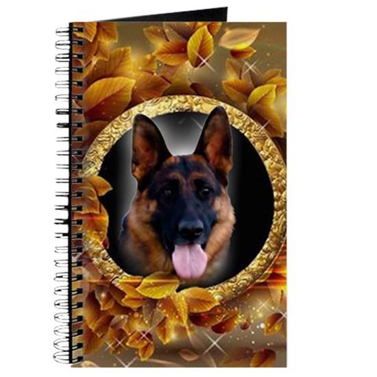 German Shepherd Notebooks Journal